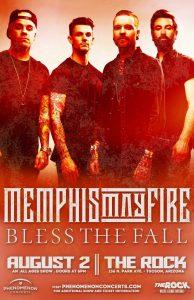 Memphis Mayfire W/ Blessthefall