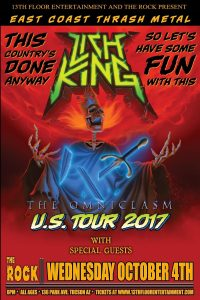 13th Floor Entertainment & The Rock Present Lich King
