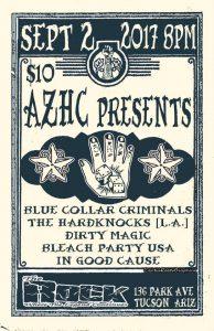 The Hardknocks [L.A.]