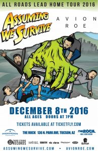 Assuming We Survive - All Roads Lead Home Tour 2016