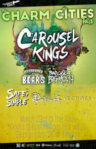 The Charm Cities Tour With Carousel Kings & More!