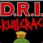 D.R.I and Skullcrack preforming live at the Rock!