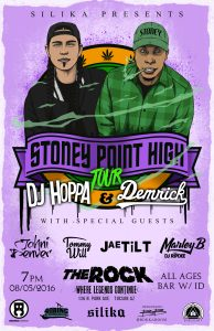 Stoney Point High Tour