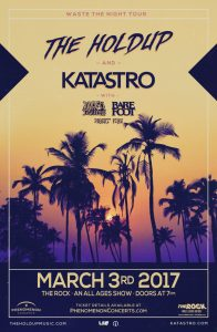 The Hold Up & Katastro